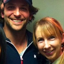 Bradley Cooper – what an intelligent, gracious, talented, man
