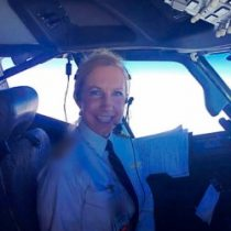 Captain Laura – 39,000ft