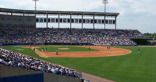 Legends/Steinbrenner Field in Tampa.