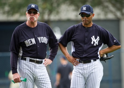 Goose Gossage never misses an opportunity to claim he stands shoulder to shoulder with Mariano Rivera. (Photo: Getty Images)