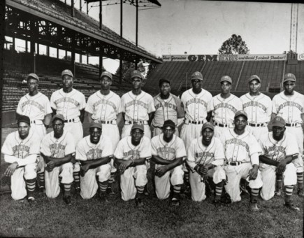 Kansas City Monarchs - 1945