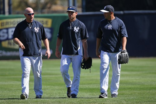 Are additions like Brian McCann, Jacoby Ellsbury , and Carlos Beltran enough to return the Yankees to the top of the AL East? (Photo: AP)