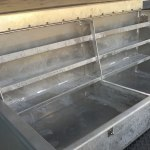 Golf Cart Aluminum Tool Box