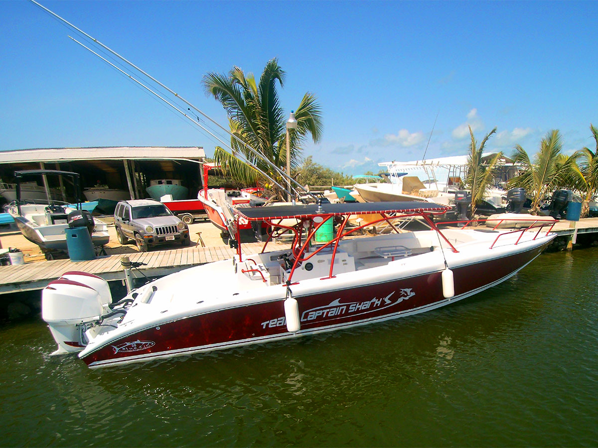 Blue Fin 38ft Charter Boat