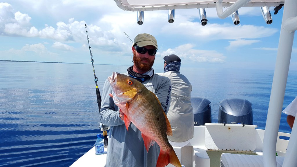 Fishing Charters with Captain Sharks