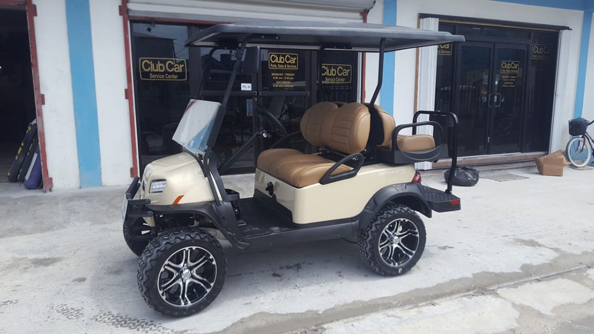 Onward Golf Cart - Norma Graniel