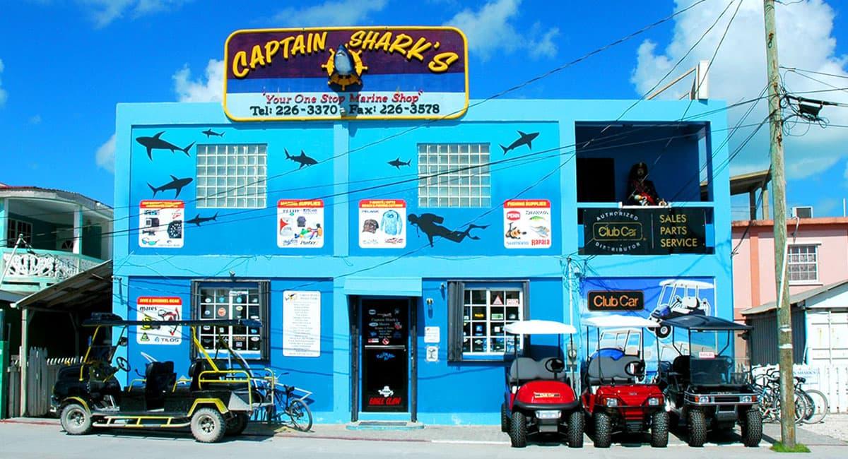 Captain Sharks Marine Shop