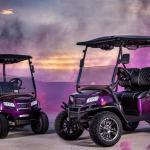Twilight - Onward Special Edition Golf Cart