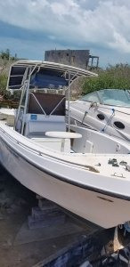 """Used 29ft Boat, """"Not Too Shabby"""""""