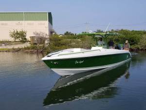 """Used Dorado 34ft Boat """"True Legend"""" with Twin Engines"""