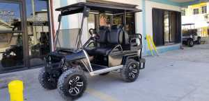 Used golf carts in belize