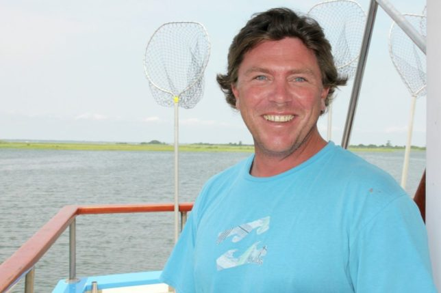 Capt Rick of the Whittaker