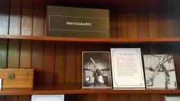 Objetos en exhibición. Foto: Gustavo Sánchez.