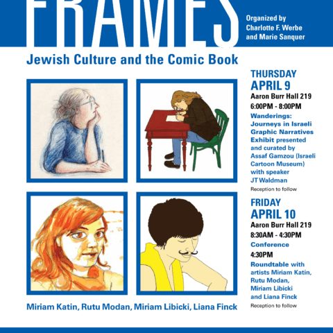 Frames: Jewish Culture and the Comic Book