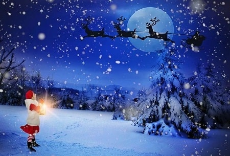 Secret Santa Invitation Captions