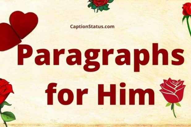 Paragraphs for Him- Feature Image