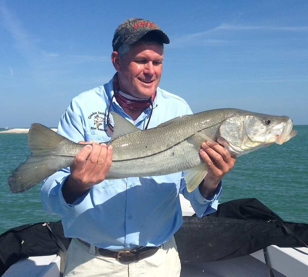 Fingers O'Bannon Snook Tournament, April 27, Cabbage Key, Sanibel & Captiva Islands & Fort Myers Charters & Fishing Guide Service.