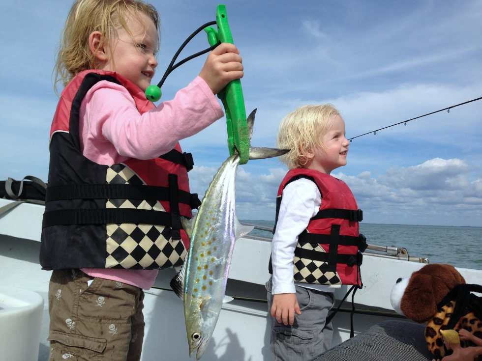 Spanish Mackerel, Sanibel & Captiva Islands & Fort Myers Charters & Fishing Guide Service.