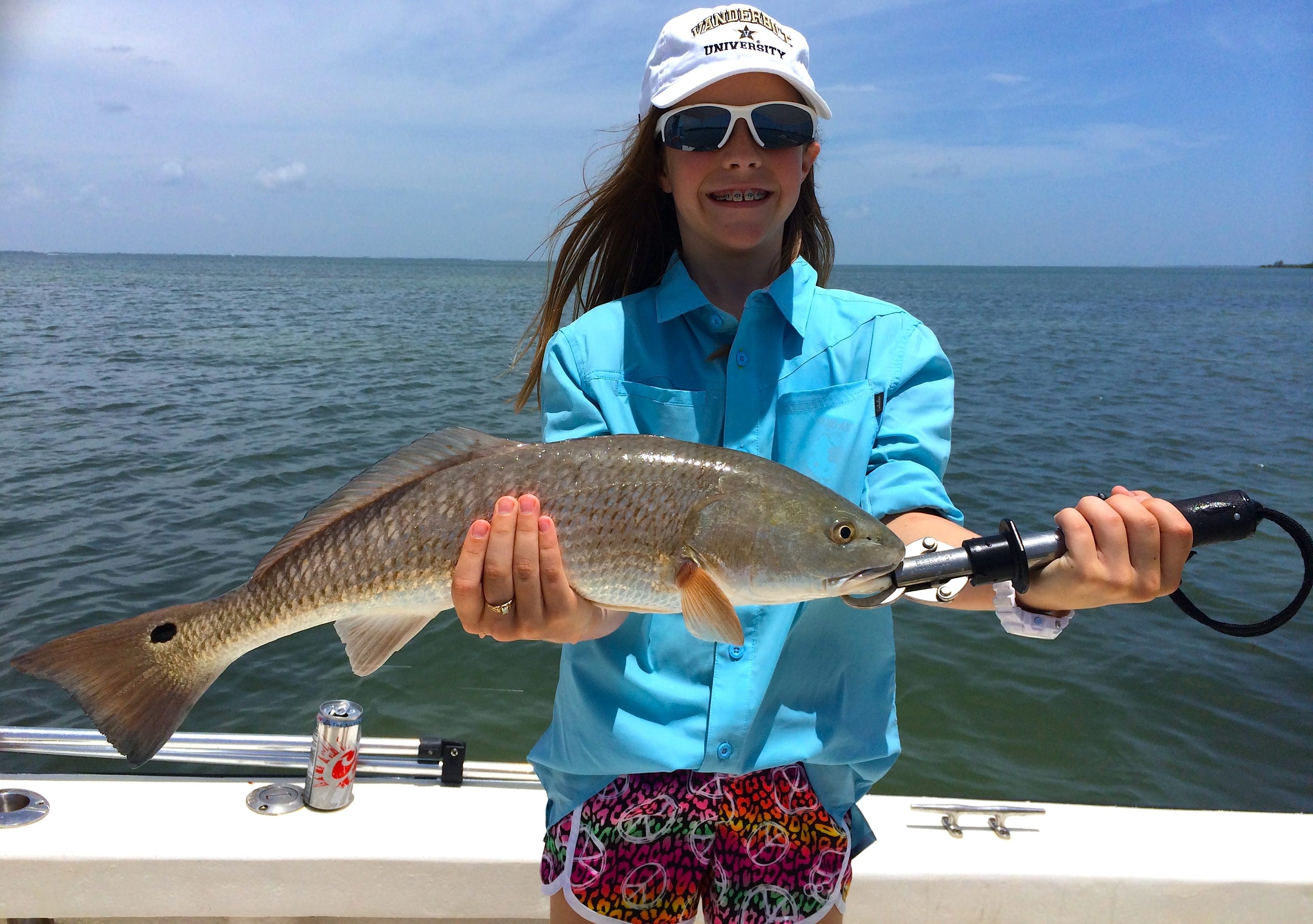 Captiva fishing report redfish sanibel captiva north for Sanibel island fishing report
