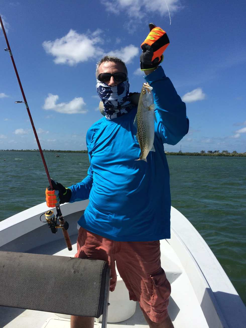 Sea trout, Sanibel & Captiva Islands & Fort Myers Charters & Fishing Guide Service.