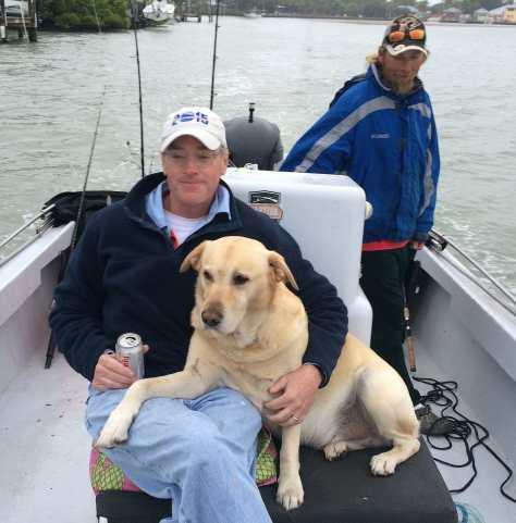 Hank & Tim, 1-25-15, Sanibel Fishing & Captiva Fishing & Fort Myers Fishing Charters & Guide Service.