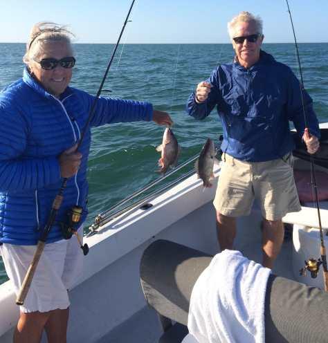 Snapper, Offshore, Sanibel Fishing & Captiva Fishing, Sunday, 2-21-16 ~ #Sanibel #Captiva.