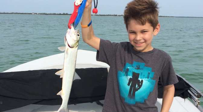Captiva Fishing, Wednesday, March 23, 2016, Ladyfish!