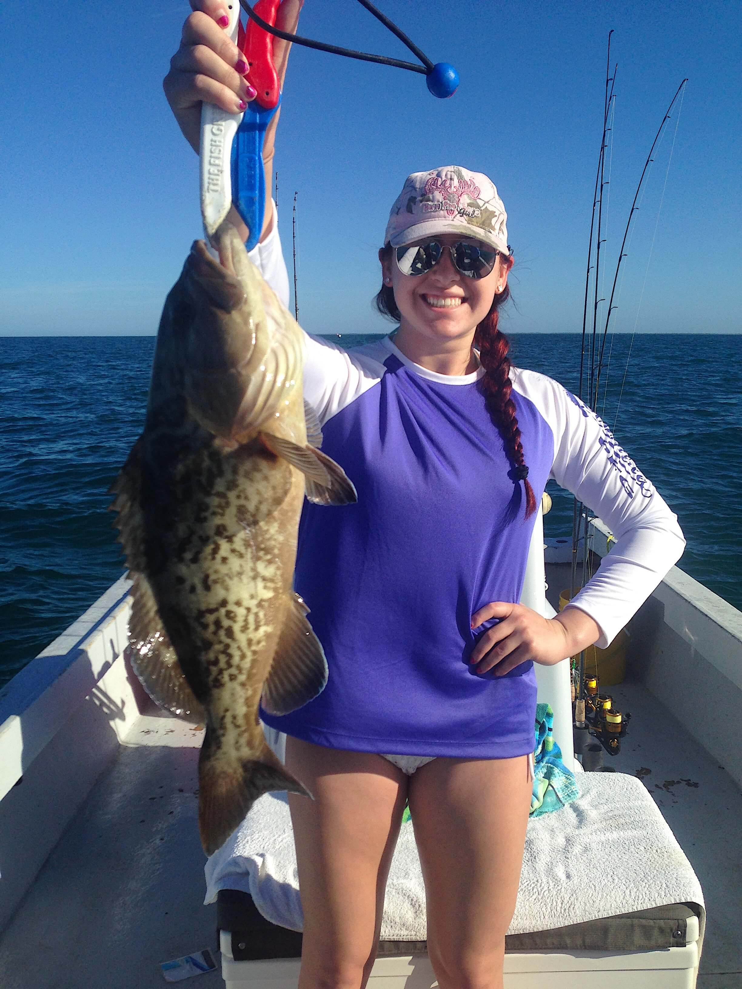 Captiva fishing grouper december 4 2016 captiva for Sanibel island fishing report