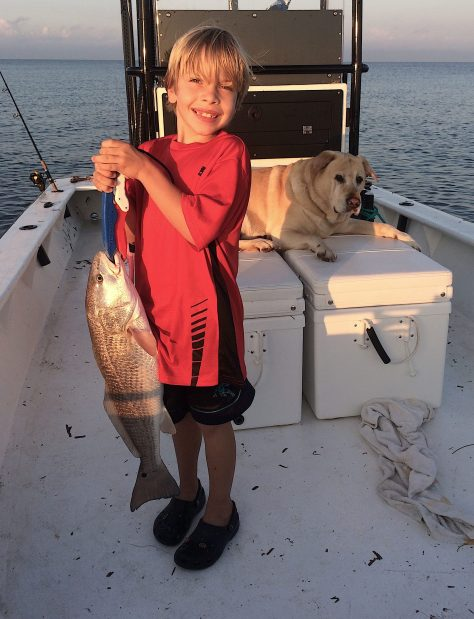 Redfish, Oyster Bars, Sanibel Fishing & Captiva Fishing, Sanibel Island, Thursday, September 21, 2017.