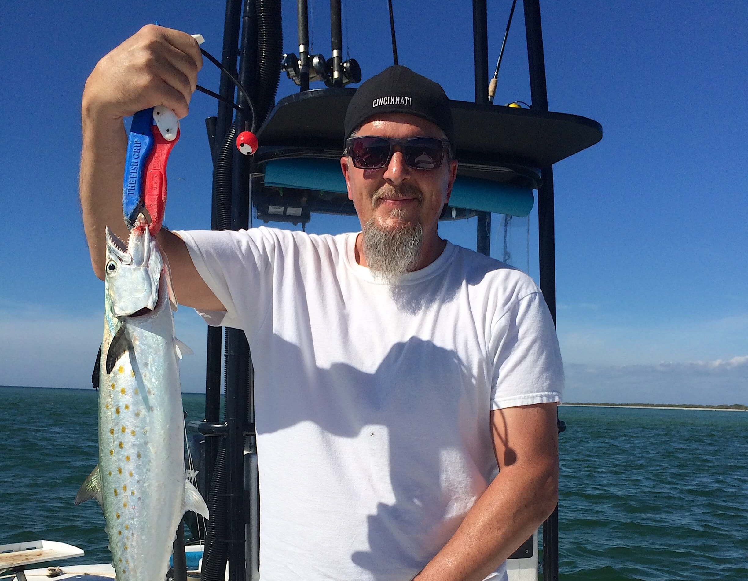 Captiva Fishing, Mackerel!