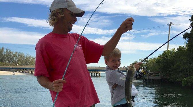 Captiva Fishing, Snook!