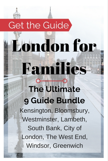 london for families city guide ultimate 9 neighborhood guide bundle
