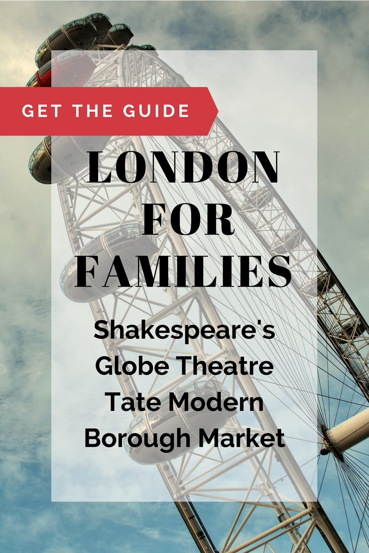 The London  for Families City Guide offers  free and cheap London things to do near Southbank & Southwark. Family travel simplified.