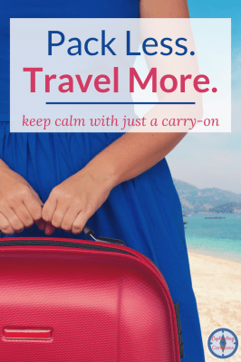 Travel Tips to Pack Like a Pro!