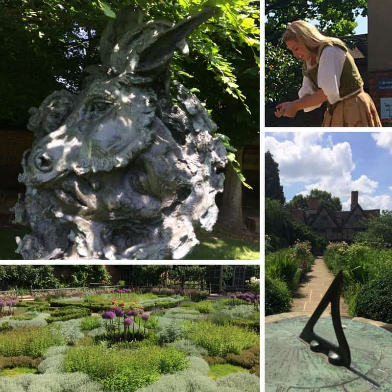 Shakespeare's Birthplace. 7 Stratford-Upon-Avon Tips for Bard Approved Family Activities. Anne Hathaway's Cottage. Shakespeare's Birthplace, Shakespeare's New Place. Hall's Croft, Mary Arden's Farm.