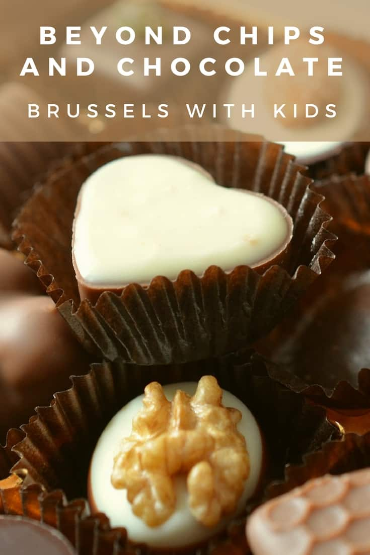Brussels with Kids. There is so much more than chips & chocolate in Brussels!  Here's 7 things that to do with your kids to make it a grand adventure.