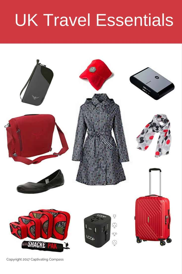 Affordable fashion and gadgets for the budget traveler. UK Travel Essentials for those wanting affordable fashion that fits in a carry-on.