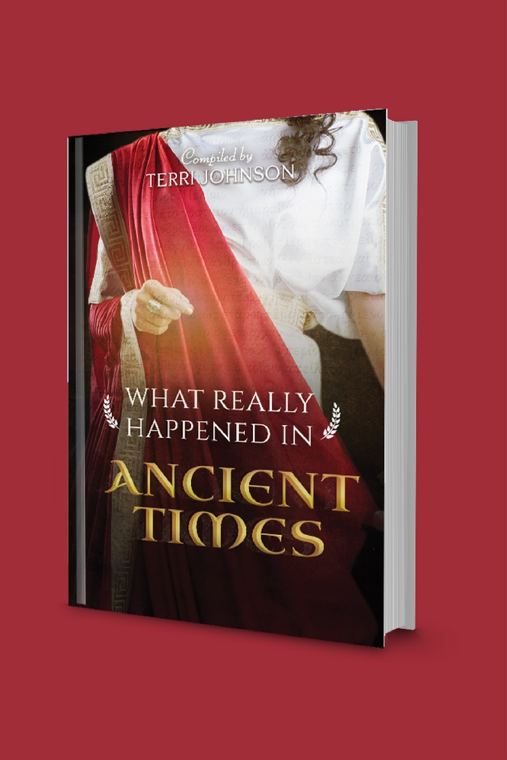 What Really Happened in Ancient Times? A digital ancient history reader at your fingertips. Make history come alive for your homeschool family. #Homeschool #HistoryforKids