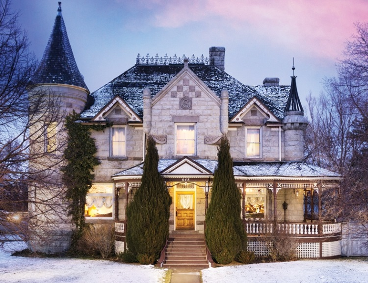 Marvelous 1902 The Standrod Mansion For Sale In Pocatello Idaho
