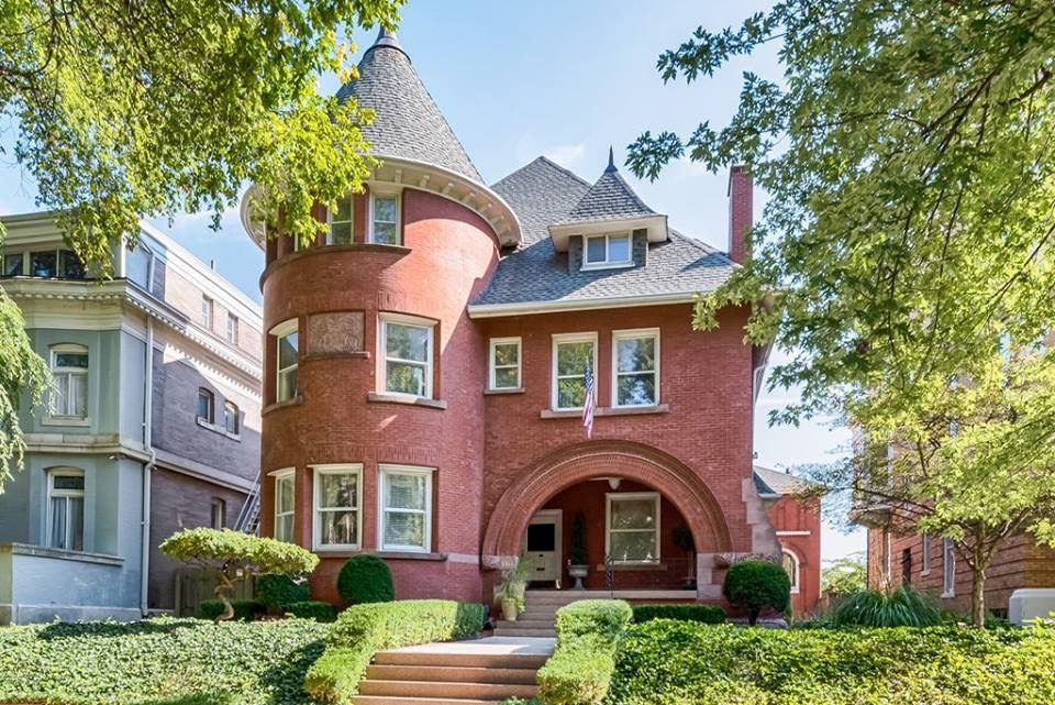 1891 Victorian For Sale In St Louis Missouri