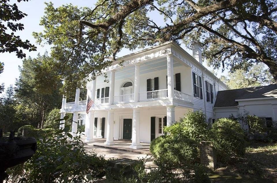 1846 Palmetto Hall For Sale In Mobile Alabama 3200000 55 Mcgregor Ave S 36608 5 Beds 7 Baths 8500 Sq Ft 384 Acres Greek Revival