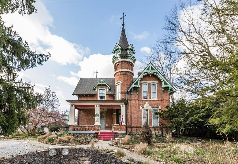 1876 Historic Victorian Gothic House In Indianapolis Indiana