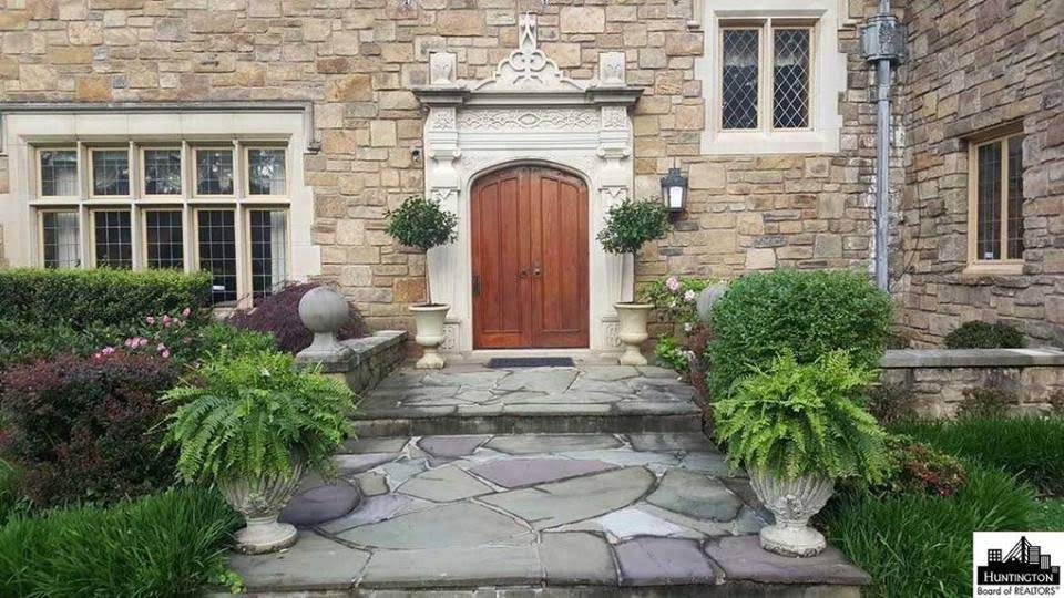 1925 Stone House For Sale In Huntington West Virginia