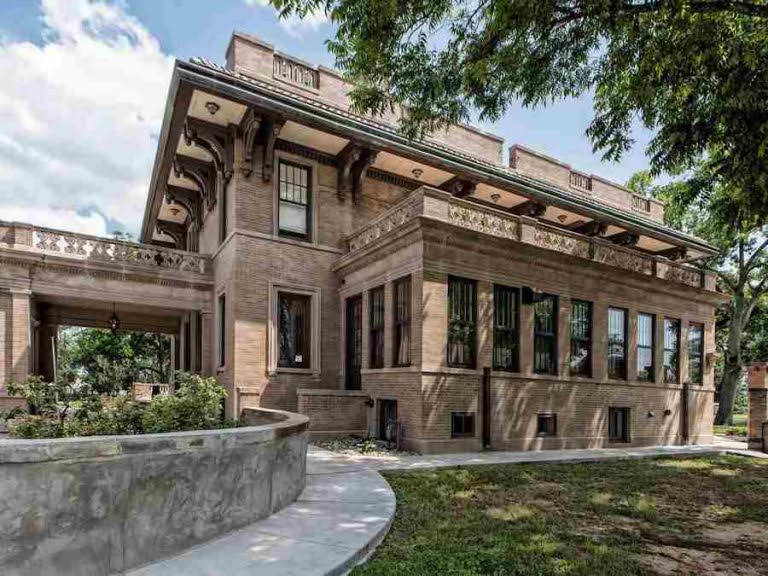 1910 Mansion For Sale In Waco Texas