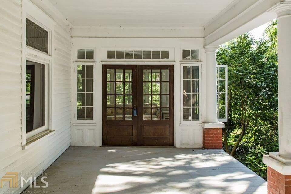 1858 Antebellum Mansion For Sale In Bowman Georgia