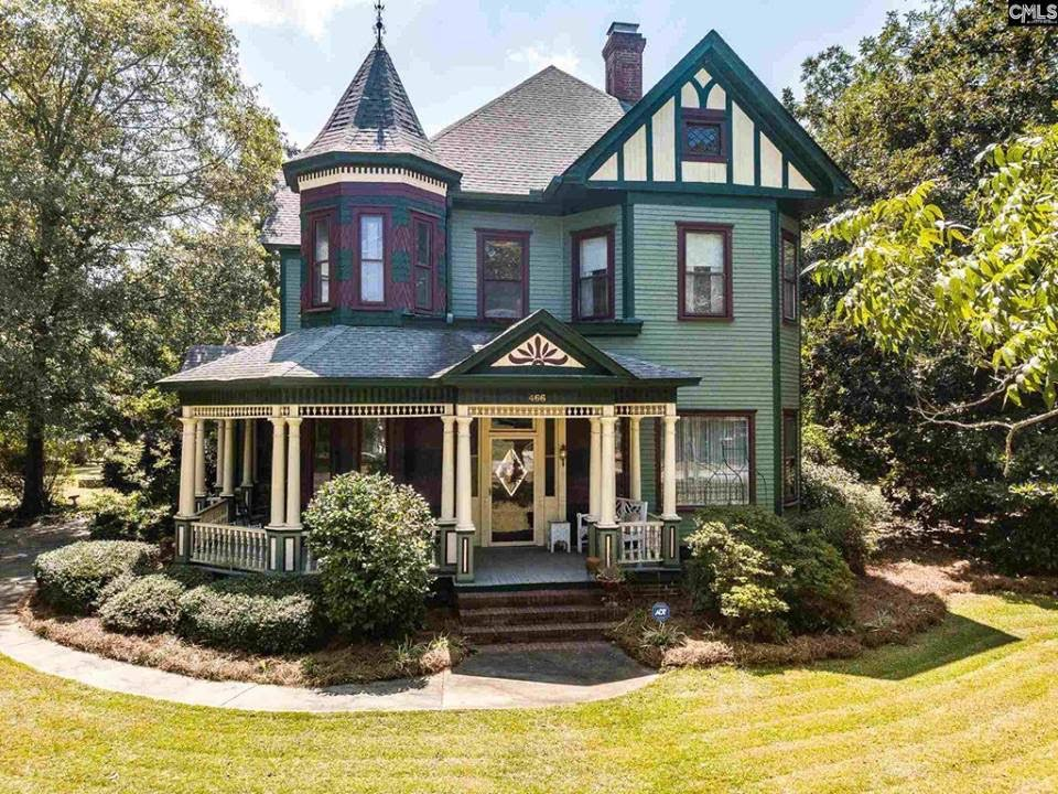 1897 Victorian In Leesville South Carolina