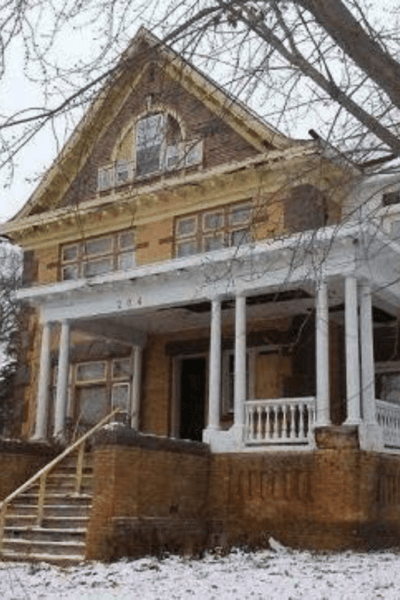 1890 Victorian For Sale In Big Stone City South Dakota