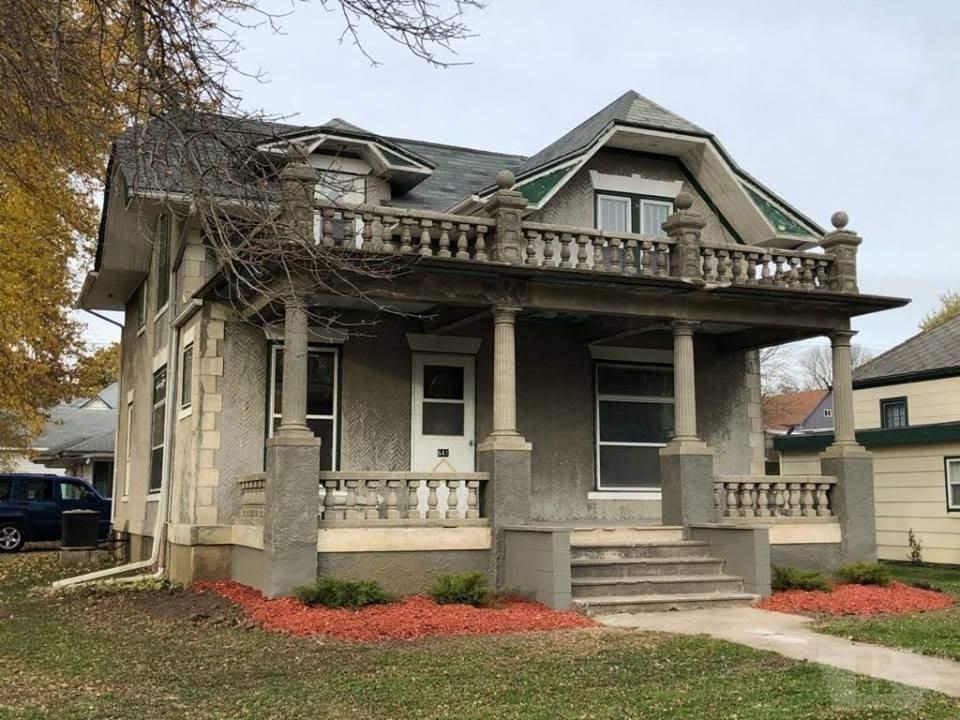 1904 Historic House In Manilla Iowa