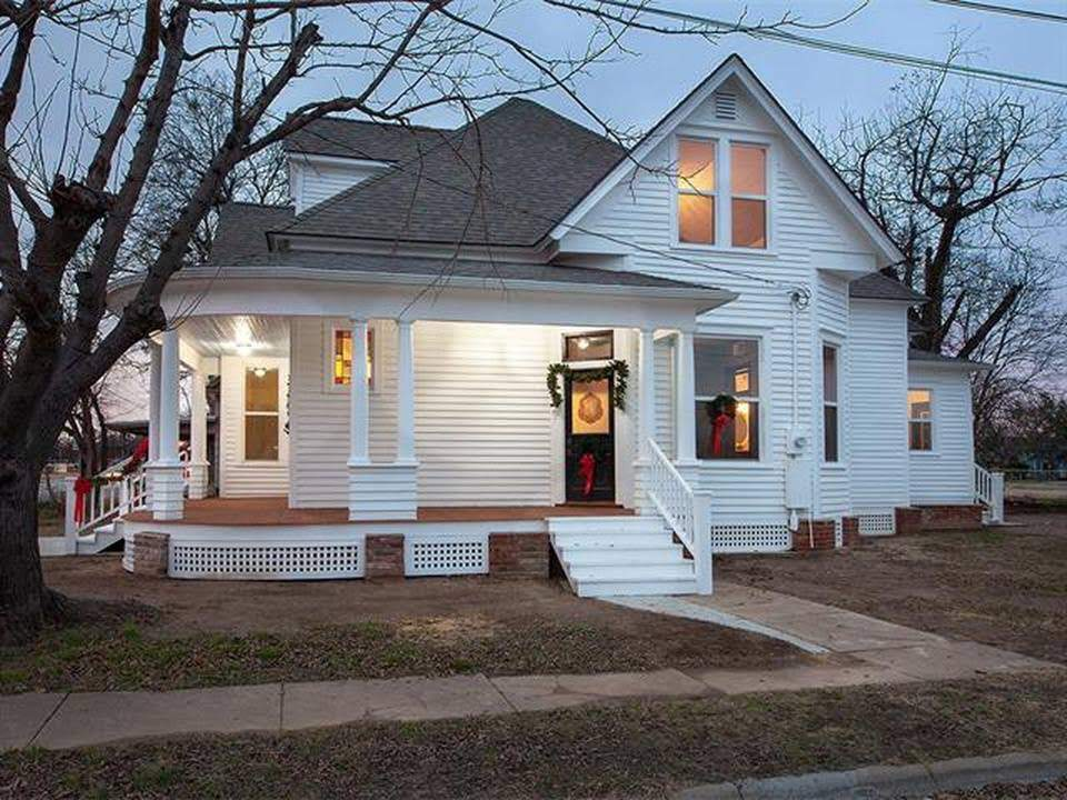 1917 Historic House For Sale In Brownwood Texas ...