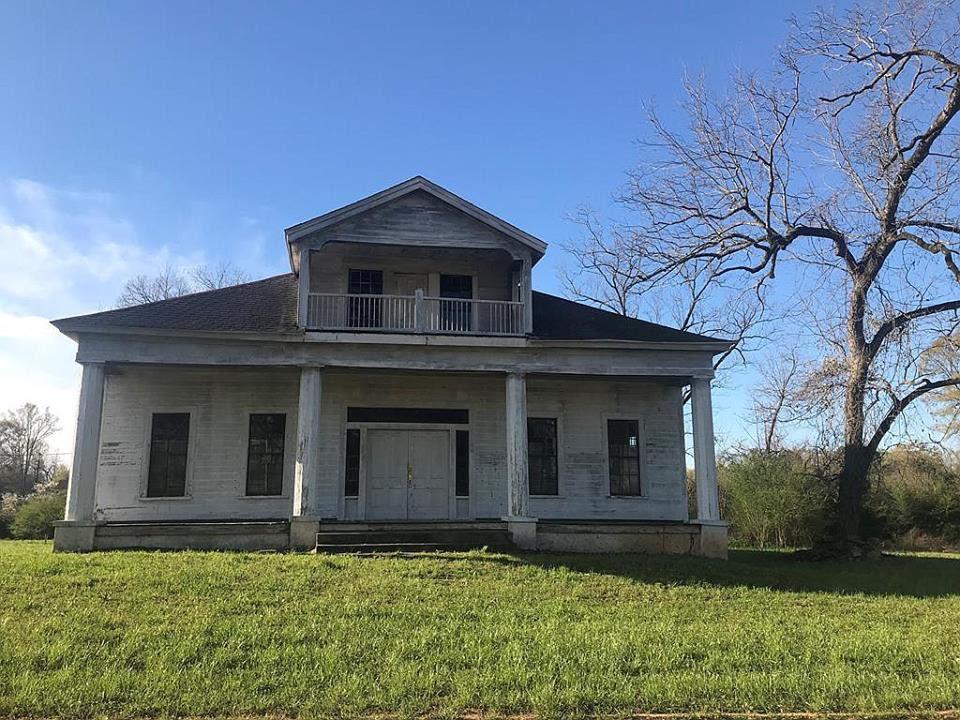 1838 Fixer Upper For Sale In Salem Alabama